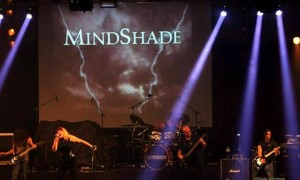 MindShade live Metal up het fer